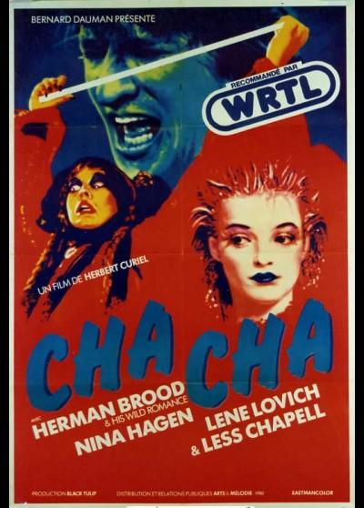 affiche du film CHA CHA