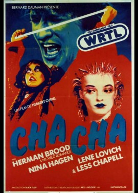 CHA CHA movie poster