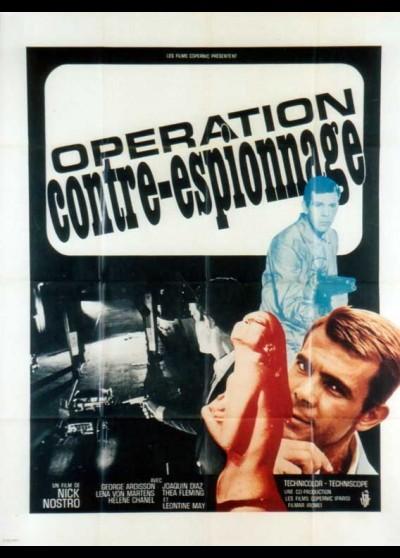ASSO DI PICCHE OPERAZIONE CONTROSPIONAGGIO movie poster