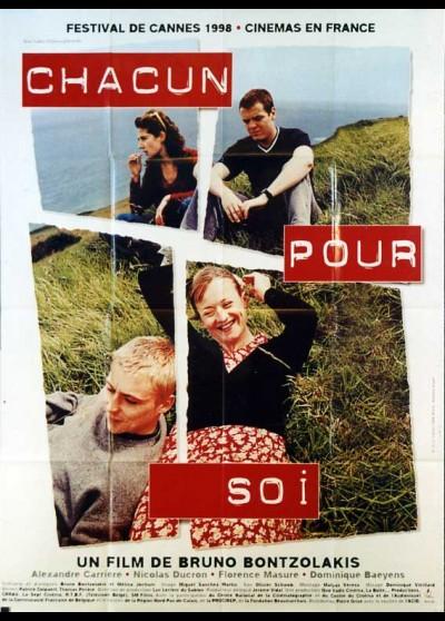 CHACUN POUR SOI movie poster