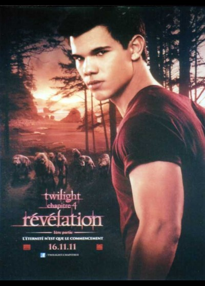 TWILIGHT SAGA BREAKING DOWN PART 1 (THE) movie poster