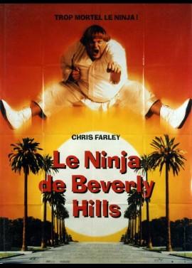 affiche du film NINJA DE BEVERLY HILLS (LE)