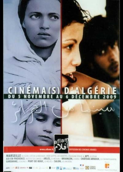 affiche du film CINEMAS D'ALGERIE FESTIVAL