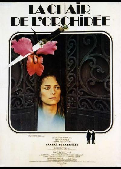 CHAIR DE L'ORCHIDEE (LA) movie poster
