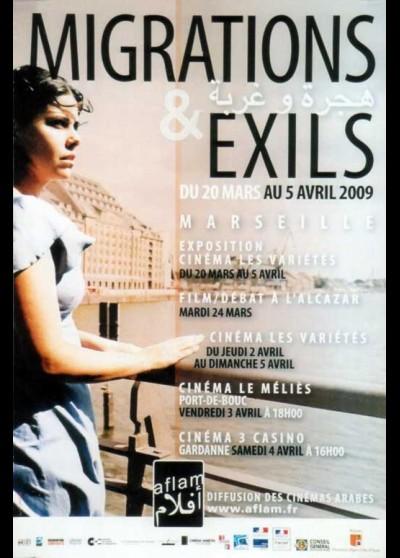 MIGRATIONS ET EXILS movie poster