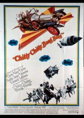 affiche du film CHITTY CHITTY BANG BANG
