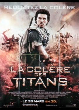 affiche du film COLERE DES TITANS (LA)