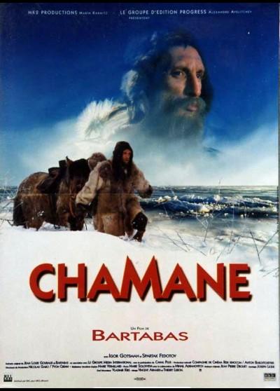 CHAMANE movie poster