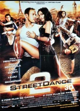 affiche du film STREET DANCE 2