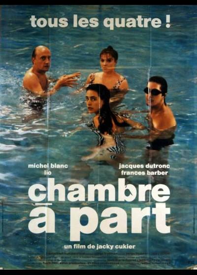 affiche du film CHAMBRE A PART