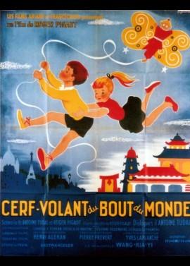 affiche du film CERF VOLANT DU BOUT DU MONDE (LE)