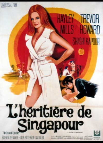 A MATTER OF INNOCENCE / PRETTY POLLY movie poster