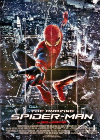 AMAZING SPIDERMAN (THE) movie poster