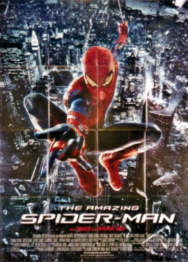 affiche du film AMAZING SPIDERMAN (THE)