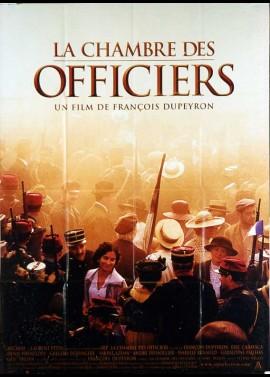 affiche du film CHAMBRE DES OFFICIERS (LA)
