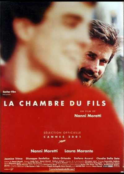 affiche du film CHAMBRE DU FILS (LA)