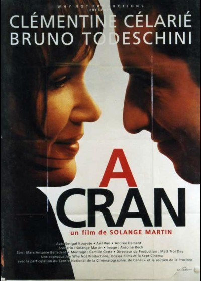 A CRAN movie poster