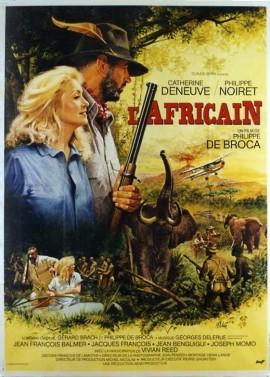 affiche du film AFRICAIN (L')