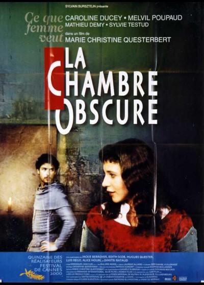 affiche du film CHAMBRE OBSCURE (LA)