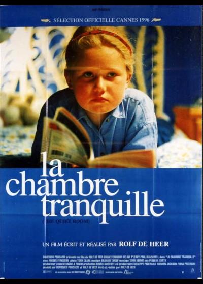 affiche du film CHAMBRE TRANQUILLE (LA)