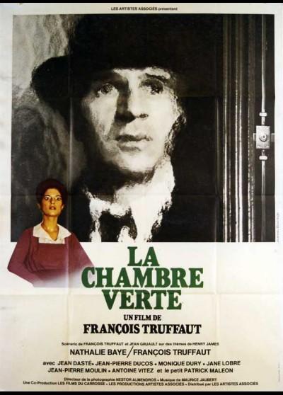 affiche du film CHAMBRE VERTE (LA)