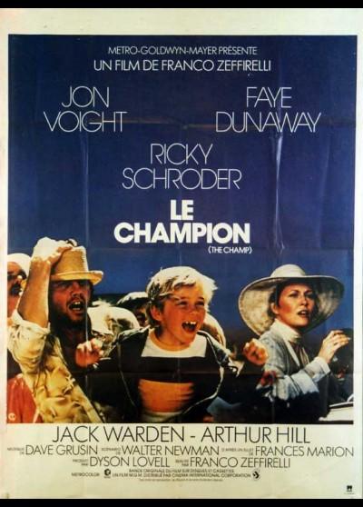 affiche du film CHAMPION (LE)