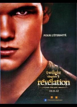 affiche du film TWILIGHT CHAPITRE 5 REVELATION 2EME PARTIE