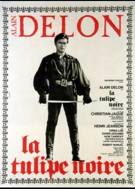 TULIPE NOIRE (LA) movie poster