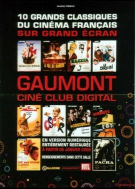GAUMONT RESTROSPECTIVE movie poster
