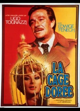 affiche du film CAGE DOREE (LA)