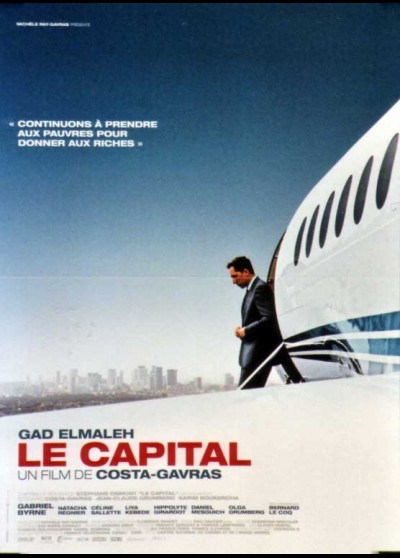 CAPITAL (LE) movie poster