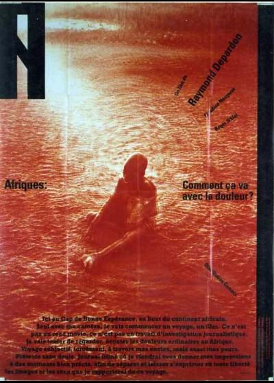 AFRIQUES COMMENT CA VA AVEC LA DOULEUR movie poster