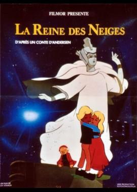 SNEZHNAYA KOROLEVA movie poster