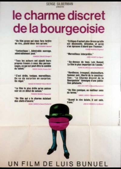 CHARME DISCRET DE LA BOURGEOISIE (LE) movie poster
