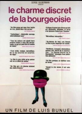 affiche du film CHARME DISCRET DE LA BOURGEOISIE (LE)