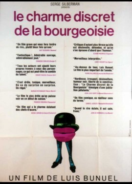 CHARME DISCRET DE LA BOURGEOISIE (LE) movie poster