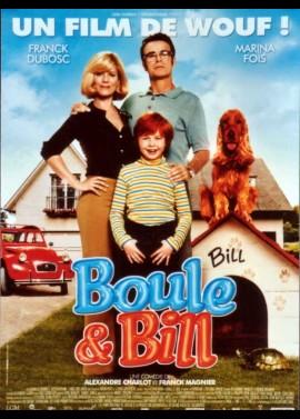 affiche du film BOULE ET BILL