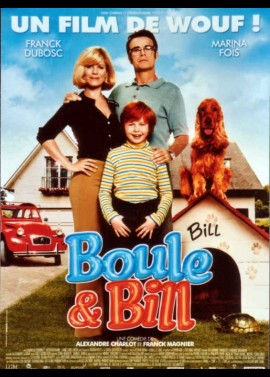 BOULE ET BILL movie poster