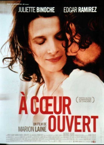 A COEUR OUVERT movie poster