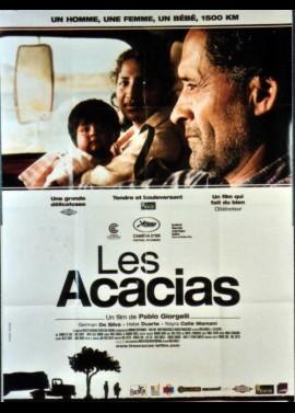 ACACIAS (LAS) movie poster