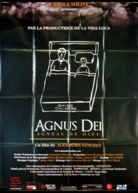 affiche du film AGNUS DEI AGNEAU DE DIEU
