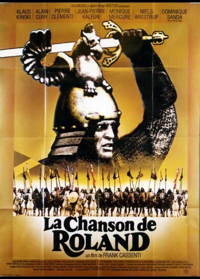 affiche du film CHANSON DE ROLAND (LA)