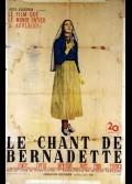 CHANT DE BERNADETTE (LE)