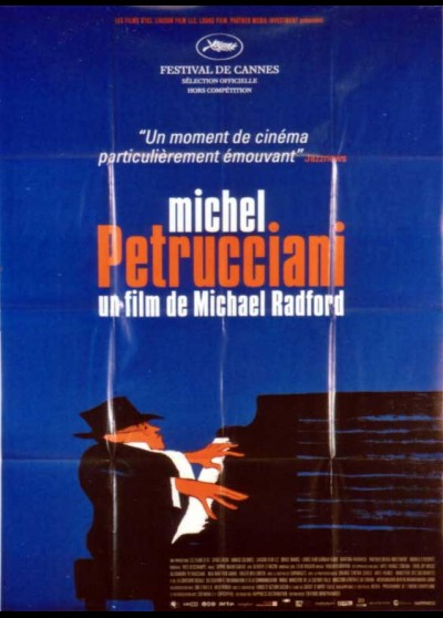 MICHEL PETRUCCIANI movie poster