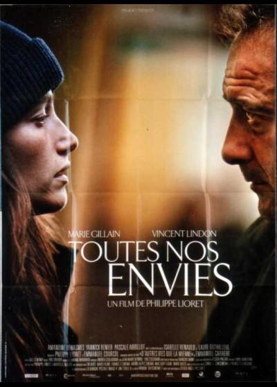 TOUTES NOS ENVIES movie poster
