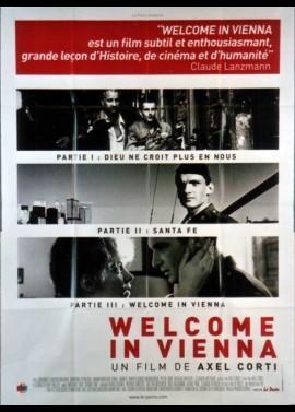 affiche du film WELCOME IN VIENNA TRILOGIE