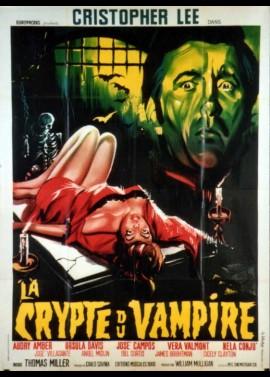 affiche du film CRYPTE DU VAMPIRE (LA)