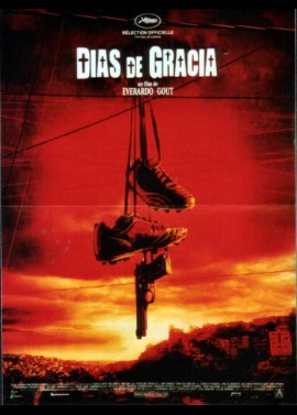 DIAS DE GRACIA movie poster