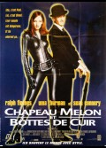 CHAPEAU MELON ET BOTTES DE CUIR