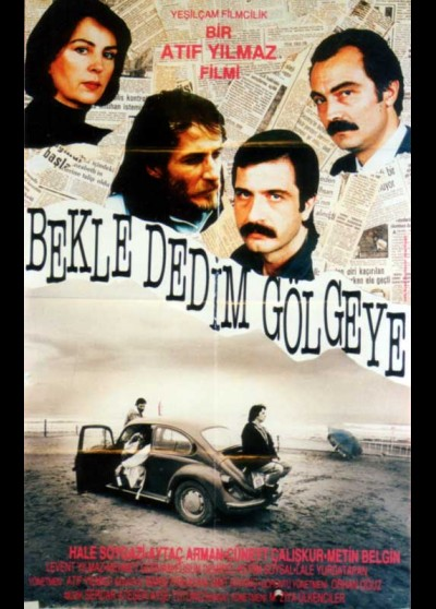 BEKLE DEDIM GOLGEYE movie poster